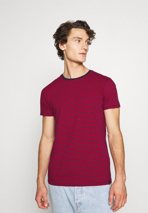 EASY CREWNECK TEE - Print T-shirt - combo