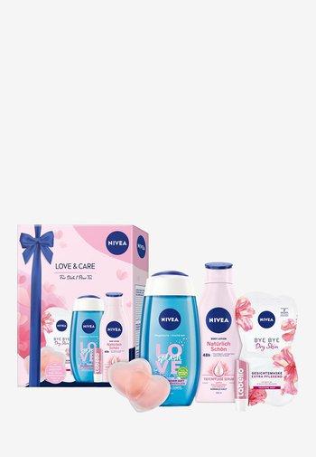 NIVEA LOVE & CARE SET - Skincare set - -