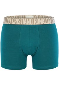 Cristiano Ronaldo CR7 - 6 PACK TRUNKS - Pants - turquoise - 5