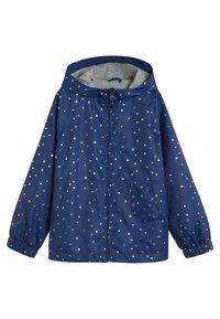 Mango - CENTEN - Waterproof jacket - dunkles marineblau - 0