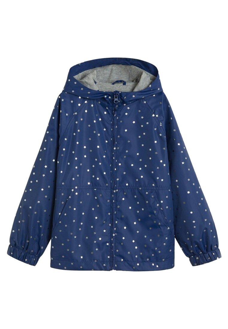 Mango - CENTEN - Waterproof jacket - dunkles marineblau