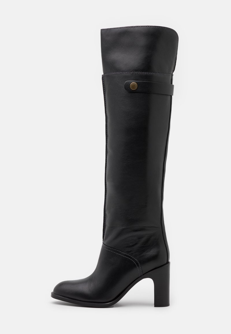 See by Chloé - Over-the-knee boots - nero