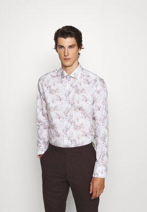 Slim Fit - Crane Print Signature Twill Shirt - Formal shirt - blue/multicoloured