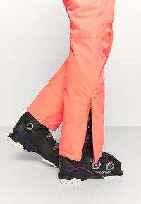 Icepeak - CURLEW - Pantalon de ski - coral/red - 3