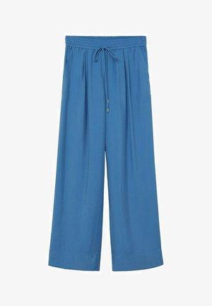 Kalhoty - blå