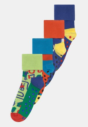 COUNTRY ROADS & FARMCREW 4 PACK UNISEX - Chaussettes - multi-coloured