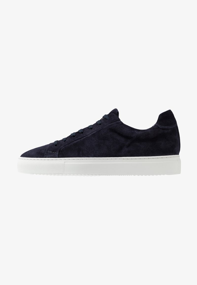 Doucal's - Sneakers basse - wash blu/bianco