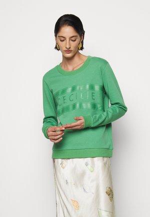MANILA - Sweatshirt - moss