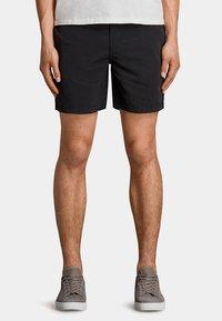 AllSaints - WARDEN  - Shorts - black - 0