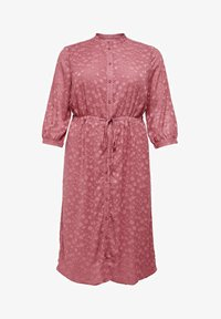 ONLY Carmakoma - ONL BEDRUCKTES CURVY - Shirt dress - withered rose - 4