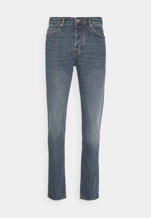 DAVID ECO - Jeansy Slim Fit - ciel gris