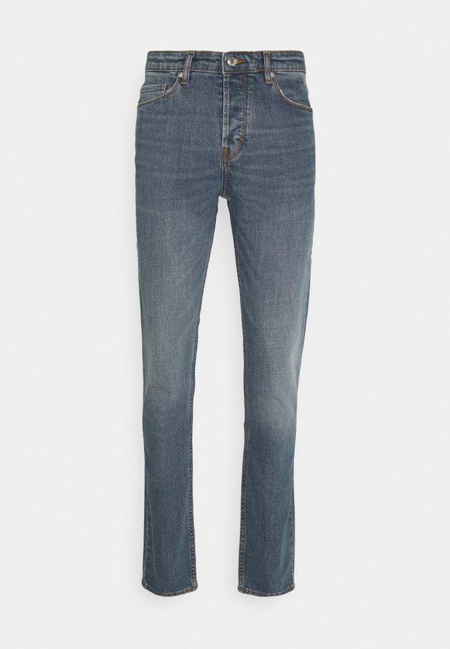 DAVID ECO - Jeans slim fit - ciel gris