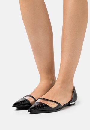 KAMILA - Ballet pumps - black