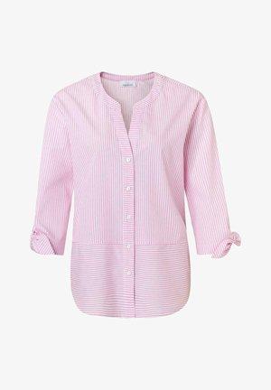 Blouse - pink streifen