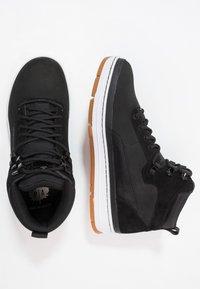 Park Authority - Sneakers hoog - black - 1
