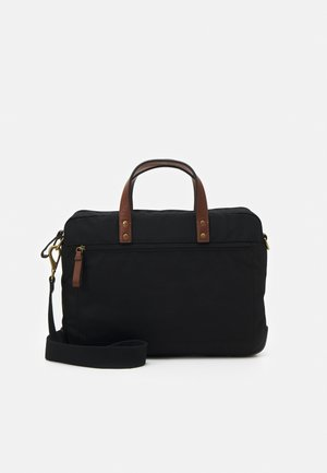 HASKELL - Briefcase - black