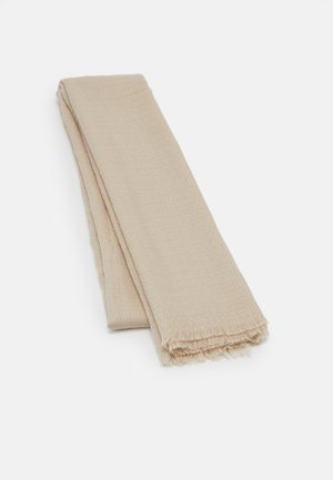 PASHMINA PERMANENT - Scarf - beige