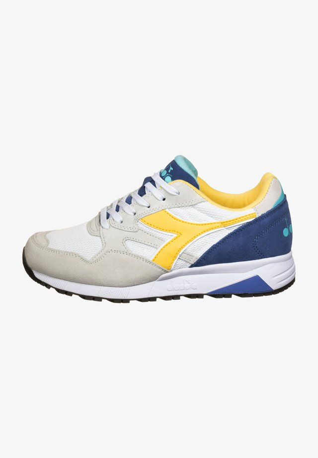 Zapatillas - yellow/blue