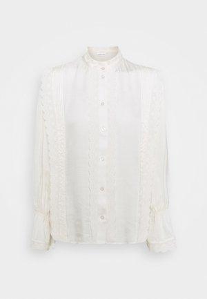 AUSTIN BLOUSE - Button-down blouse - off-white