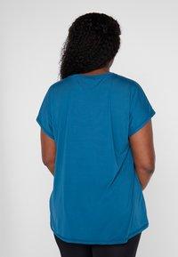 Active by Zizzi - ABASIC ONE - T-shirt basique - nightshadow - 2