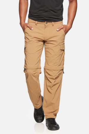 PHILL - Cargo trousers - brown