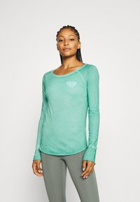 Yogasearcher - KARANI - Long sleeved top - celadon - 0