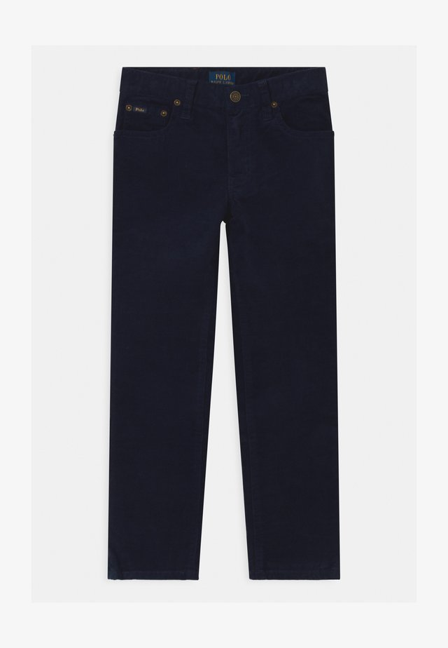VARICK - Trousers - cruise navy