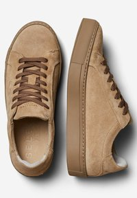 Selected Femme - Trainers - tigers eye - 2
