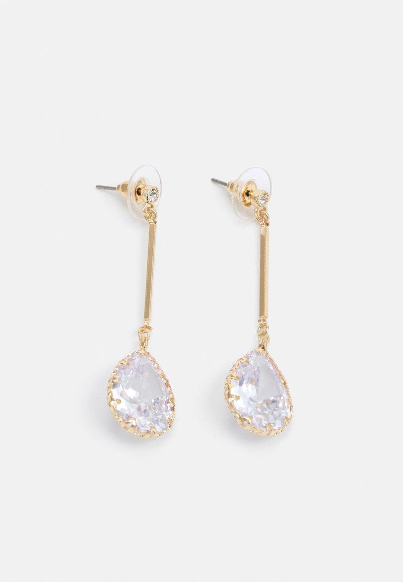 ALDO - CARES - Boucles d'oreilles - clear on gold-coloured