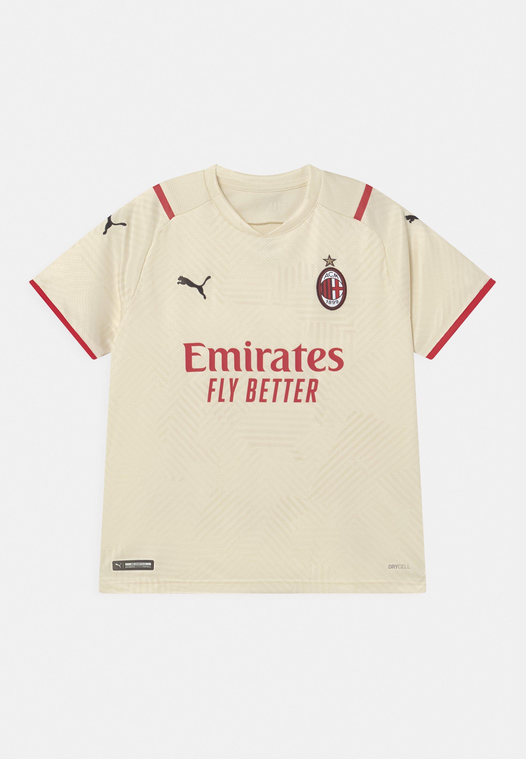 Kids AC MAILAND AWAY REPLICA JR UNISEX - Football shirt