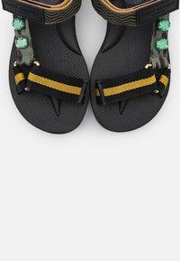 Kurt Geiger London - OLIVIA - Platform sandals - khaki - 6