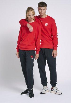 HMLLGC GRAHAM  - Sweatshirt - true red