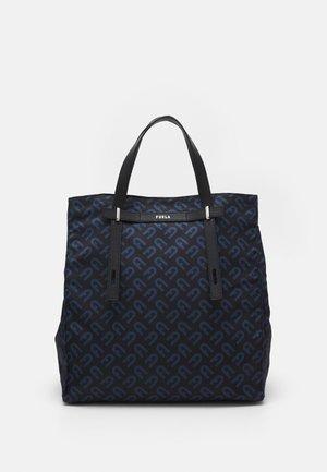 GIOVE SHOPPER UNISEX - Shoppingveske - toni blu denim