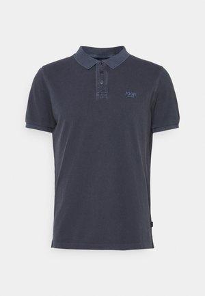 AMBROSIO - Polo - blaugrau