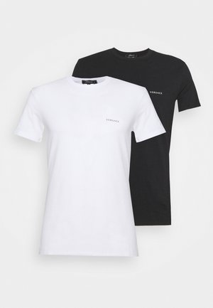 2 PACK - Caraco - black/white