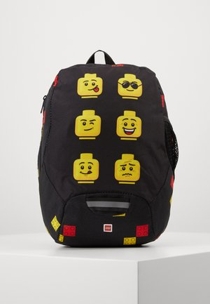 FACES KINDERGARTEN BACKPACK - Rucksack - schwarz