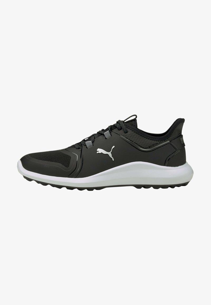 Puma - Golf shoes - puma black puma white