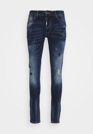 LAZARO - Jeans slim fit - indigo