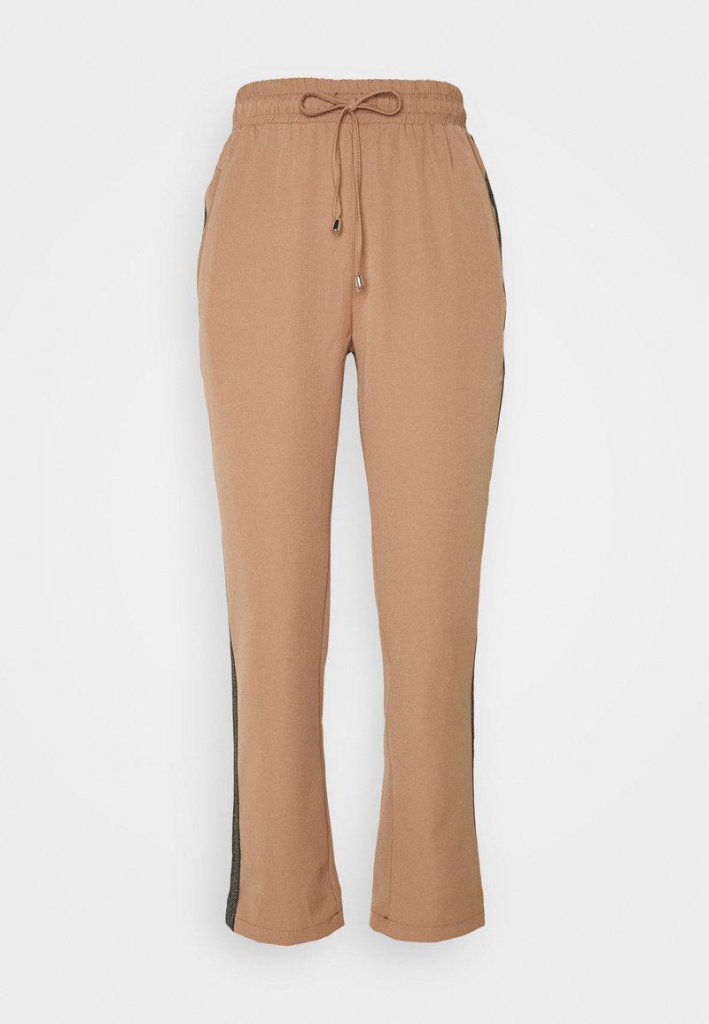 Trendyol - Trousers - camel