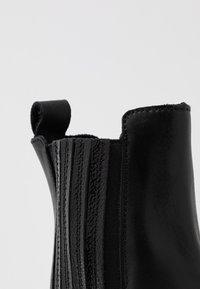 Zign - Platåstøvletter - black - 2