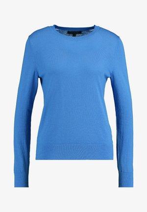 CREW SOLIDS - Jumper - bright blue