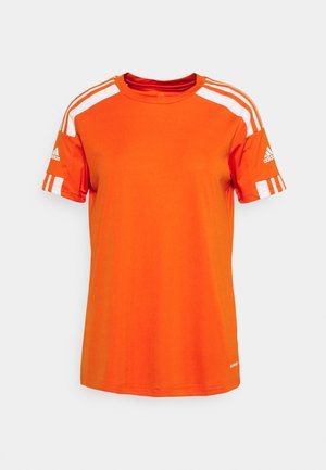 SQUADRA 21 - Camiseta estampada - team orange/white