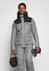 COLOURWEAR - TILT PANT - Snow pants - grey - 3