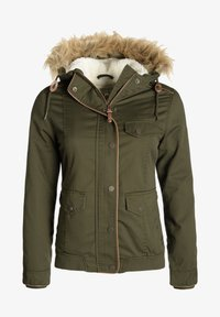 Desires - ANNIKA - Winter jacket - ivy green - 3