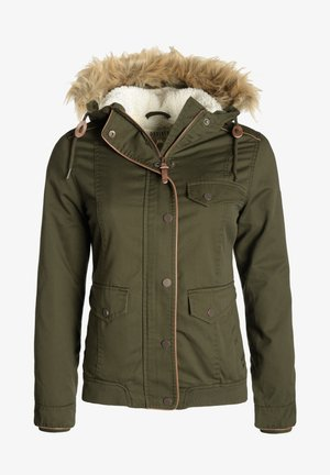 ANNIKA - Giacca invernale - ivy green