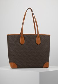 MICHAEL Michael Kors - EVA TOTE - Bolso shopping - brown - 2