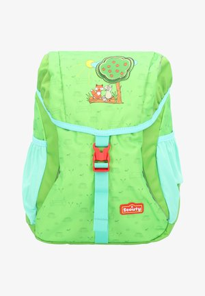 School bag - forest friends