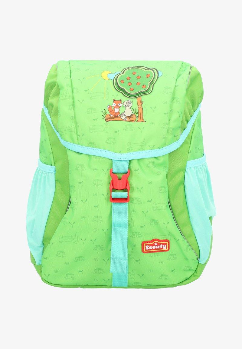 Scouty - School bag - forest friends