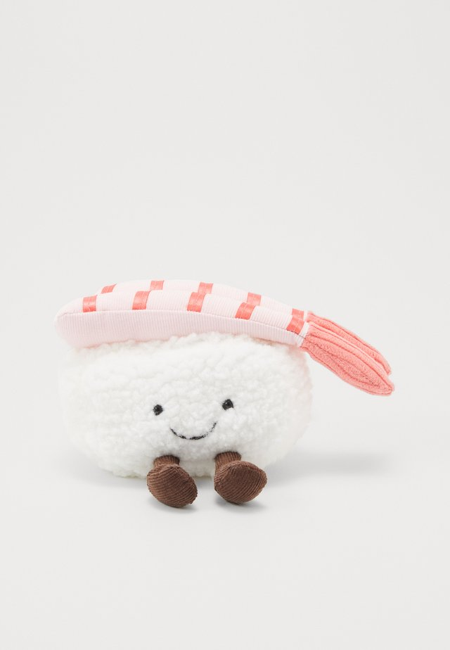 SILLY SUSHI NIGIRI - Cuddly toy - white