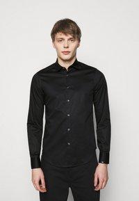 Emporio Armani - SHIRT - Camicia elegante - dark blue - 0